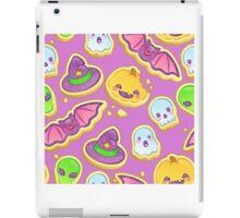 Nommerween Cookies iPad Case/Skin