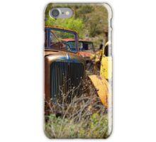 Old Fire Truck iPhone Case/Skin