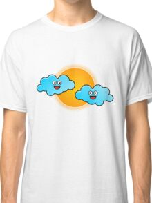 HAPPY CLOUDS Classic T-Shirt