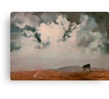 Storm and Wind Canvas Print