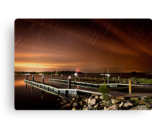 Soldiers Point - Stars Canvas Print