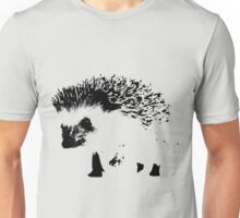 hedgehog in the hegde Unisex T-Shirt