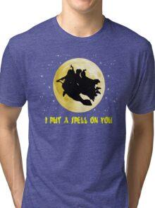 Hocus Pocus (I Put A Spell On You) Tri-blend T-Shirt