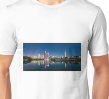 Canal Blue - Gold Coast Qld Australia Unisex T-Shirt