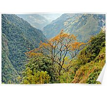 Gurung Region, Nepal Poster