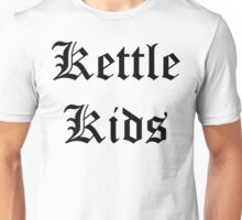 Kettle Kids Old English Unisex T-Shirt