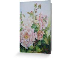 Julia's Rose Greeting Card