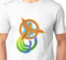 Chinese Vermilion Bird Unisex T-Shirt