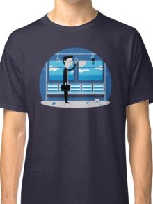 Dreaming of Holidays Classic T-Shirt