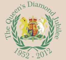 The Queen's Diamond Jubilee 1952 - 2012 T-Shirt