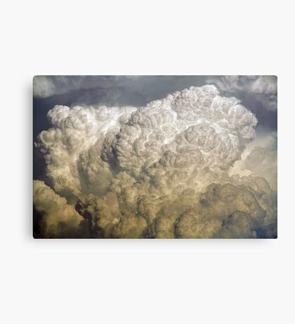 An explosive end - 2 Canvas Print