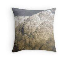 An explosive end - 2 Throw Pillow