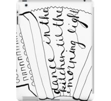Louisiana Saturday Night Accordion iPad Case/Skin