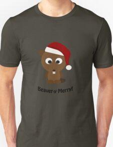 Beaver-y Merry T-Shirt