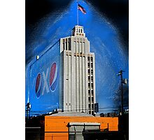 Corporate America Photographic Print