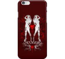 Vixen rose iPhone Case/Skin