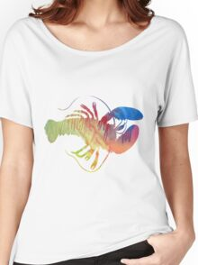Lobster Women's Relaxed Fit T-Shirt