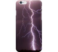 Lightning iPhone case iPhone Case/Skin