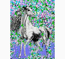 Horse:  So Pretty Oil Painting Unisex T-Shirt