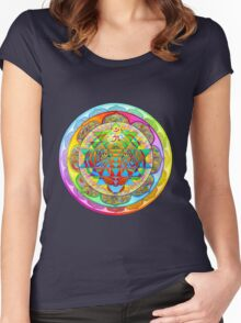 Inner Strength Women's Fitted Scoop T-Shirt