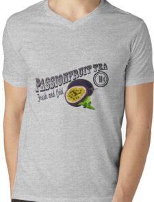 Passionfruit Tea Mens V-Neck T-Shirt