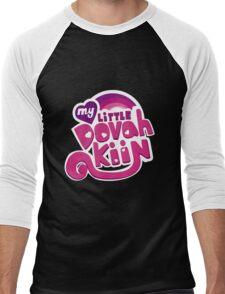 My Little Dovahkiin Men's Baseball ¾ T-Shirt