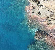 Ligurian Sea by Rob Chiarolli