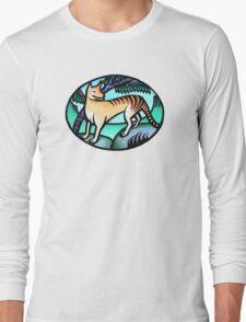 Tasmanian Tiger Long Sleeve T-Shirt