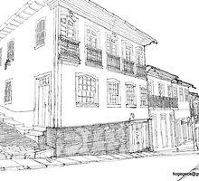 Street views etc: Ouro Preto by tiogegeca