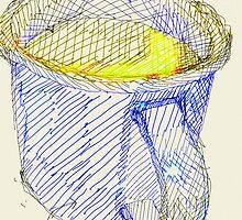 Doodles: Canequinha de café by tiogegeca