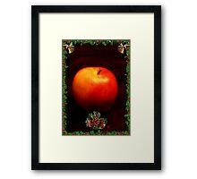 Juicy © Framed Print