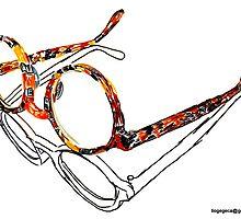 arts & design: óculos de oncinha by tiogegeca
