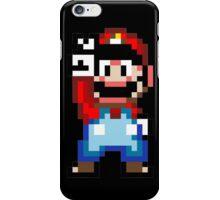 Pixel Mario iPhone Case/Skin
