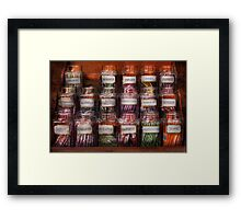 Food - Candy - Penny Candy  Framed Print