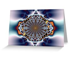Mesmeric Influence Greeting Card