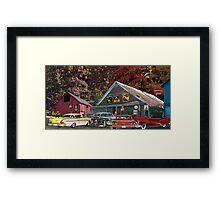 Noah Golden Mechantile Company Framed Print