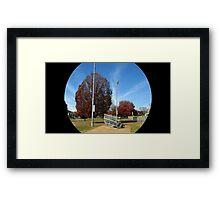 WeatherDon2.com Art 64 Framed Print