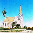 The Christ Church - Namibia/Die Christus Kerk - Namibië by Karlientjie
