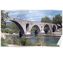 The Bridge of Arta Poster