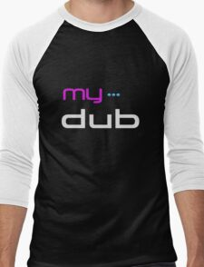 MyDub T-Shirt Men's Baseball ¾ T-Shirt