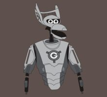 Crow T. Cyberman - Basic by fohkat
