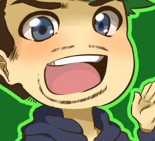 Jacksepticeye-Top o' the Mornin! Sticker