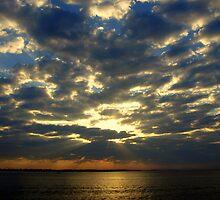 Morning FL Sky by Kenneth Purdom