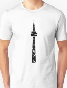 Toronto CN Tower Black T-Shirt