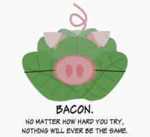 Wishful Bacon Thinking by daftgiraffe