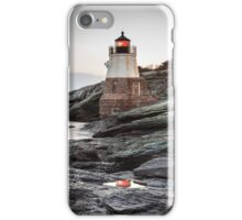 Castle Hill Lighthouse Reflection iPhone Case/Skin