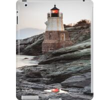 Castle Hill Lighthouse Reflection iPad Case/Skin