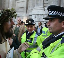 Jesus vs. The Met by Chris Hardley