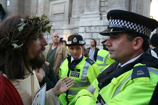 Jesus vs. The Met by Chris Hardley