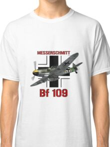 Bf 109 Fighter  Classic T-Shirt